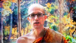 Yuttadhammo Bhikkhu Portrait